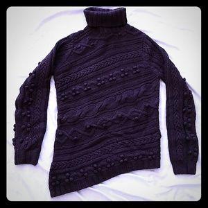 Cool, cozy Design History Turtle Neck Sweater